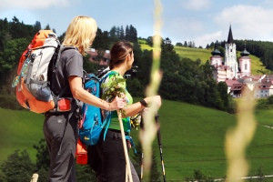 Pilgern nach Mariazell © Weinfranz.at