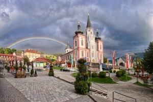 Basilika Mariazell © Mariazellerland Blog