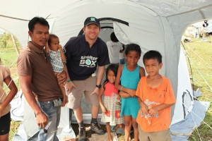 ShelterBox Philippinen 2 © ShelterBox International
