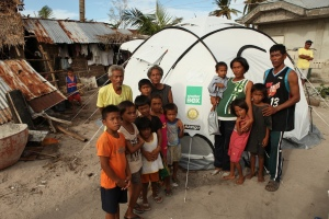 ShelterBox Philippinen © ShelterBox International