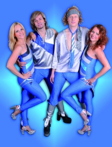 ABBA The Real Tribute © The Real ABBA