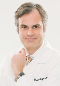 Univ.-Prof. Dr. Christian Singer, Leiter der Senologie an der Universitätsfrauenklinik Wien (© Ponhold)