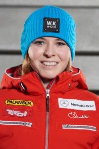 Michelle Diepold, Naturbahn-Rodlerin und WM-Teilnehmerin aus Aflenz © w+k photo