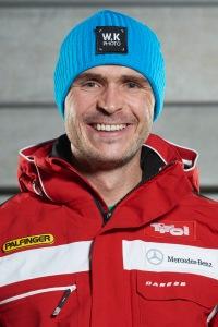 Gerald Kammerlander, Nationaltrainer der österreichischen Naturbahn-Rodler © w+k photo