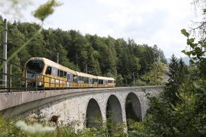 Mariazellerbahn Himmelstreppe © NÖVOG : weinfranz.at