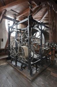 Historisches Glockenspiel Turm der Neuen Residenz Salzburg (© Salzburg Museum)