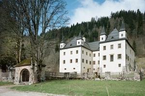 Schloss Höch Außenaufnahme Flachau (© BDA Foto Petra Laubenstein)