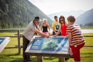 Nationalpark HoheTauern, Rangerführung Seebachtal © Nationalpark Hohe Tauern/Martin Steinthaler